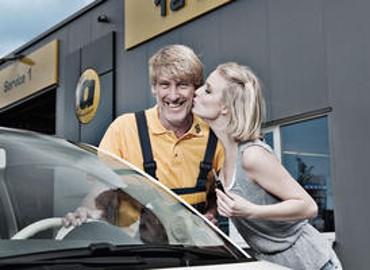 Kundenersatzfahrzeug